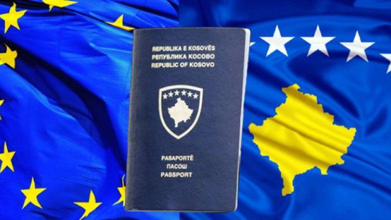 Veseli Eu Praises Kosovo For Visa Liberalization Albanian